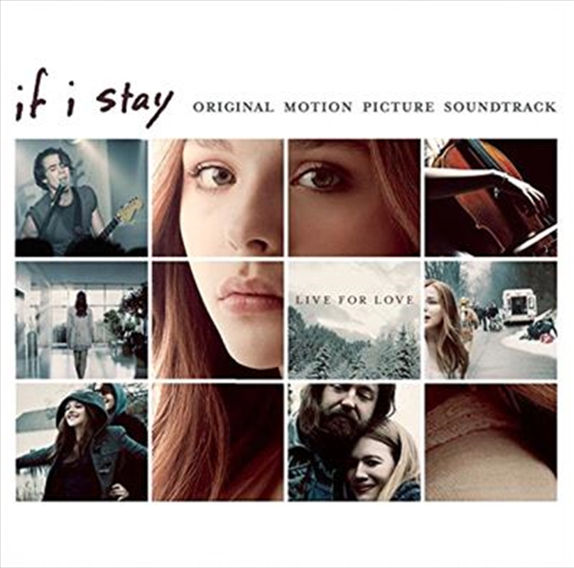 If I Stay (original Motion Picture Soundtrack)   CD