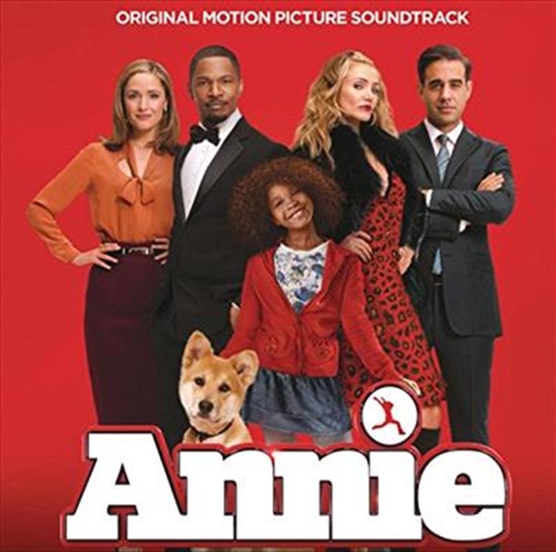 Annie (original Motion Picture Soundtrack)   CD