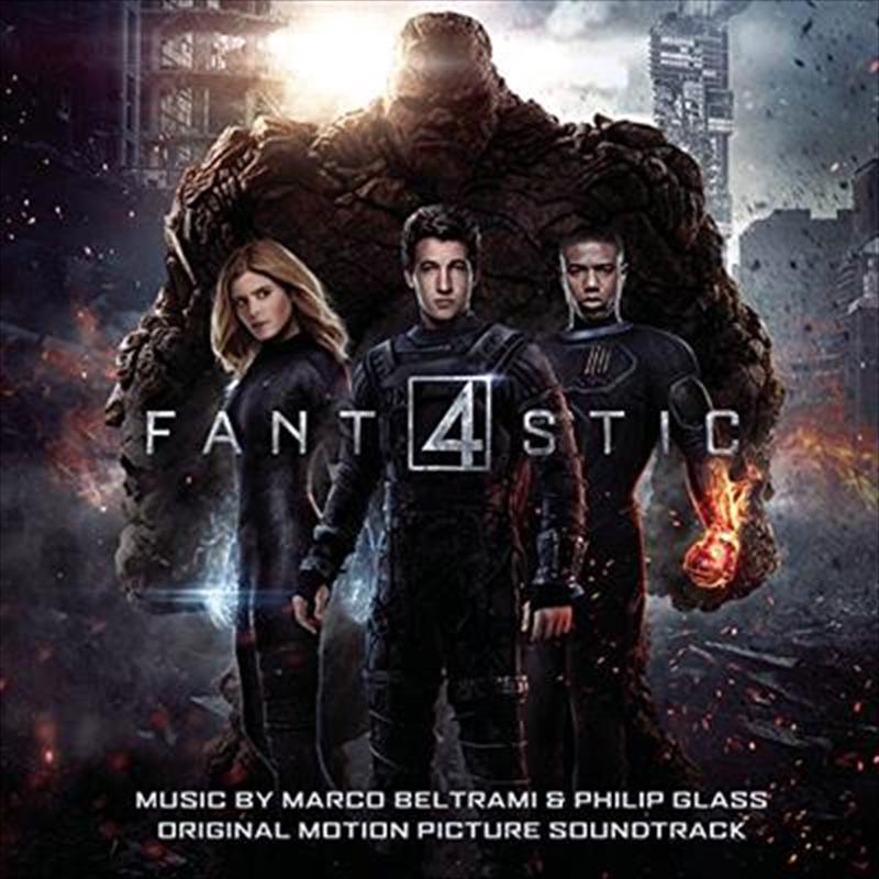 Fantastic Four (original Motion Picture Soundtrack), The   CD
