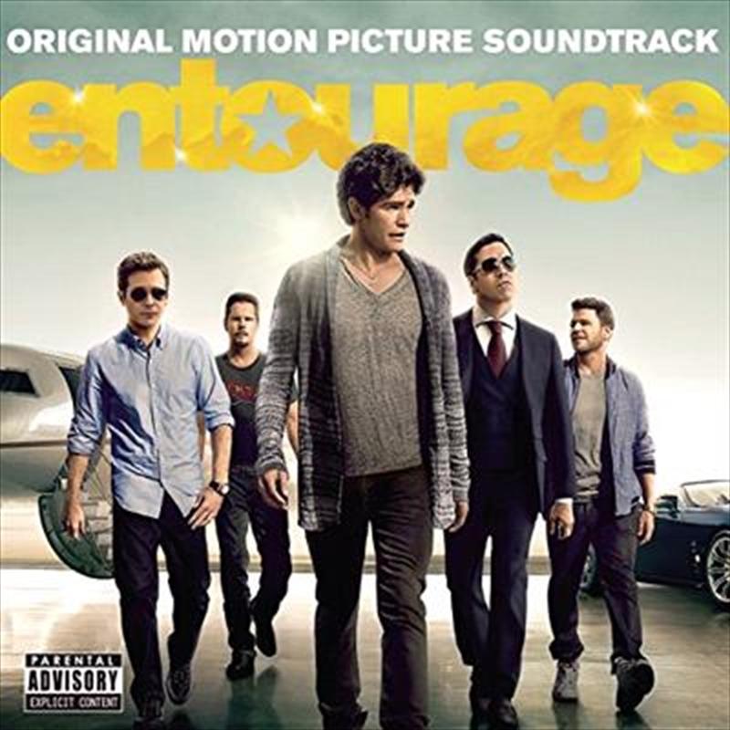 Entourage (original Motion Picture Soundtrack) | CD