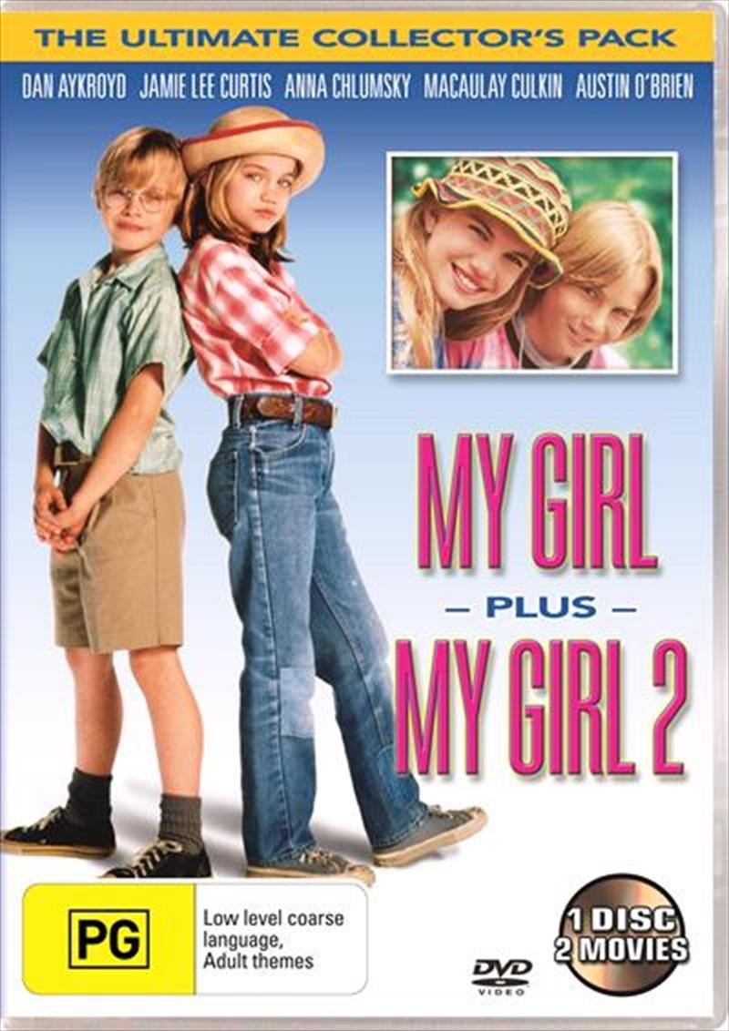 My Girl  / My Girl 2 | DVD