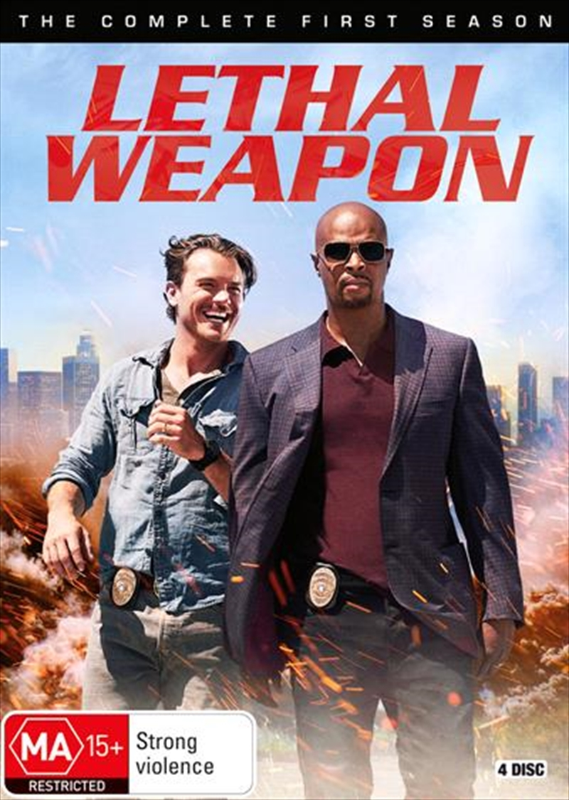 Lethal Weapon - Season 1 | DVD