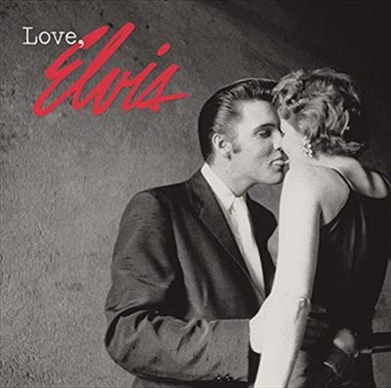 Love, Elvis -24tr- | CD