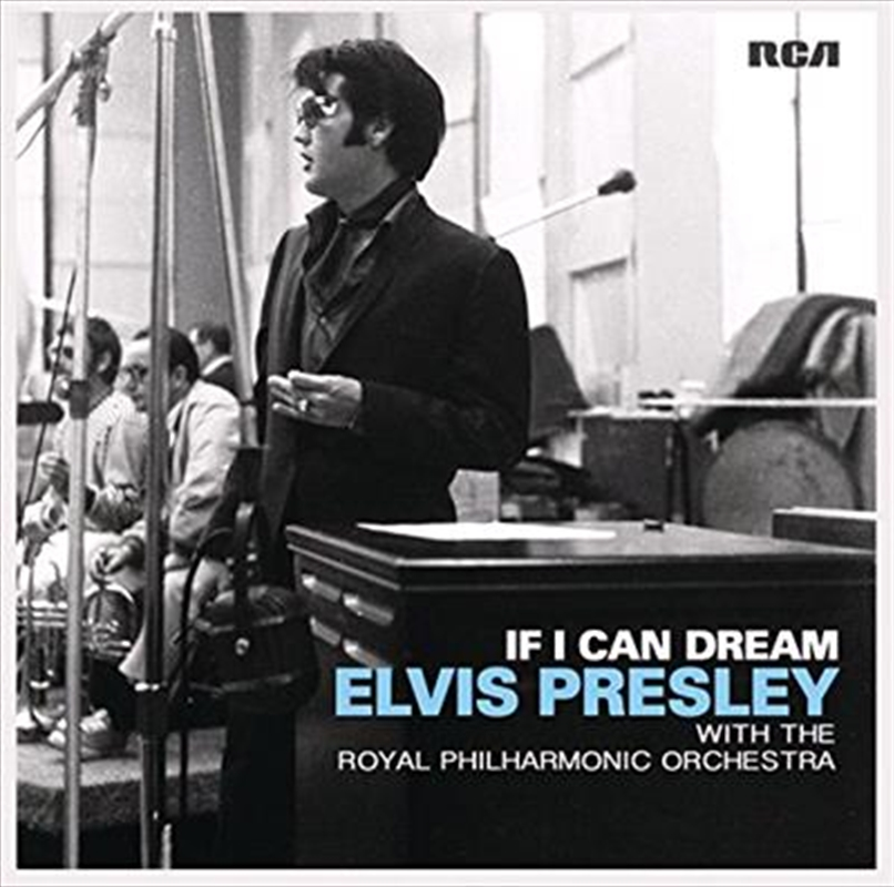 If I Can Dream   CD