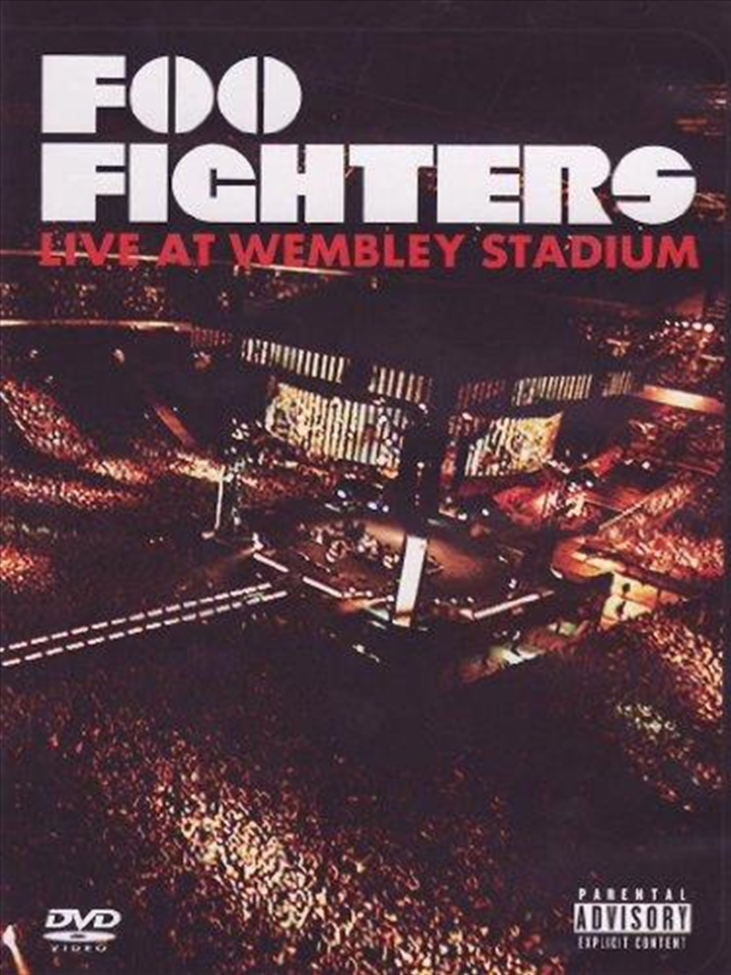 Live At Wembley Stadium 2008   DVD