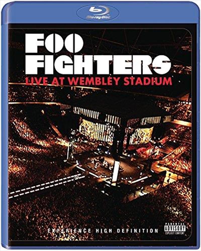 Live At Wembley Stadium 2008 | Blu-ray