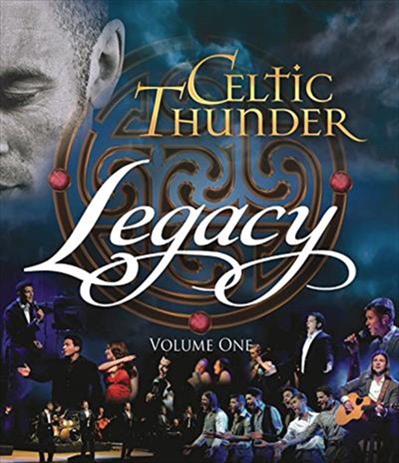 Legacy Vol 1 | Blu-ray