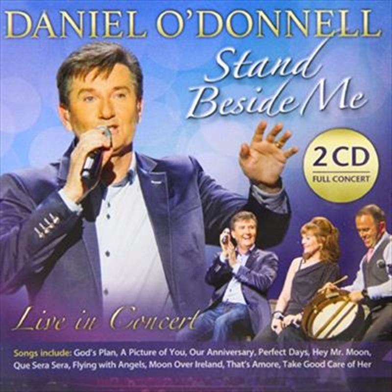 Stand Beside Me- Live In Concert | CD