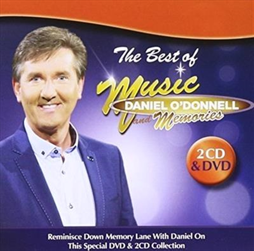 Best Of Music and Memories | CD/DVD
