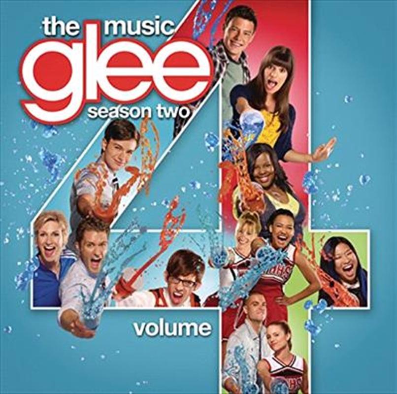 Glee- The Music, Volume 4