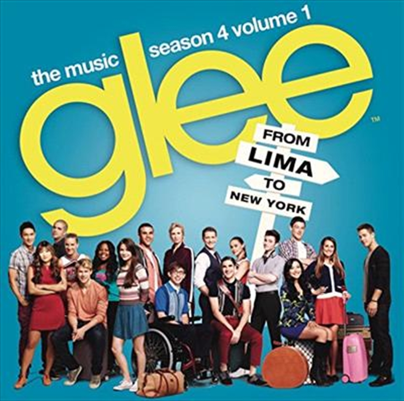Glee- The Music, Season 4 Volume 1   CD
