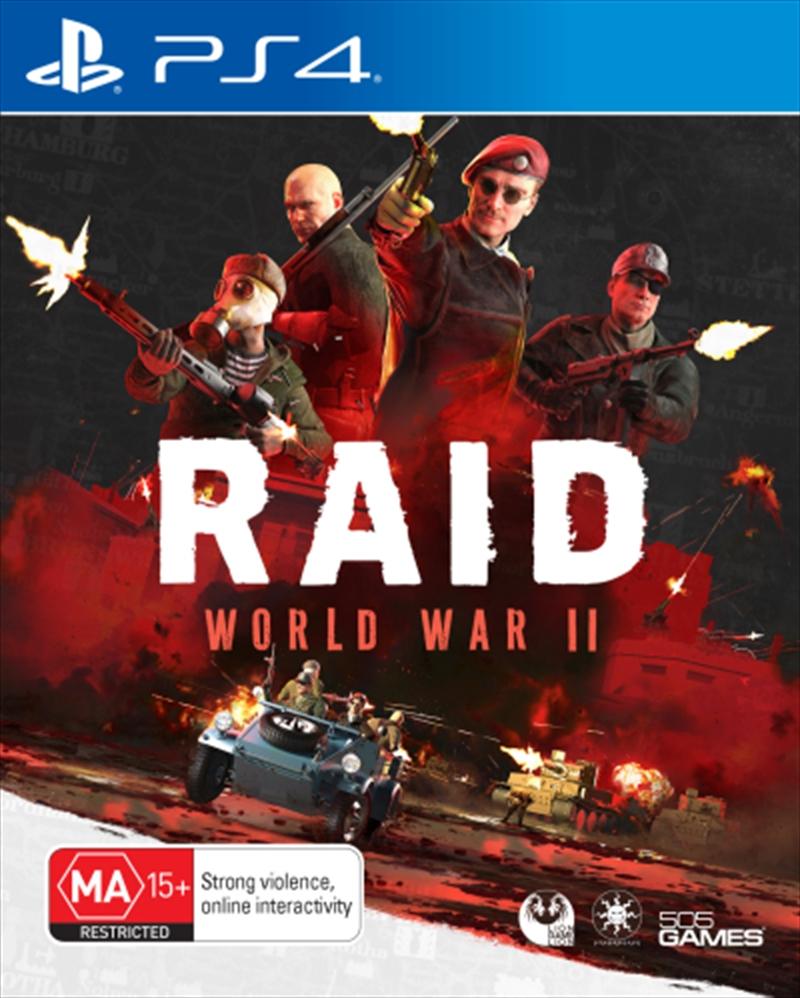 Raid World War 2 | PlayStation 4