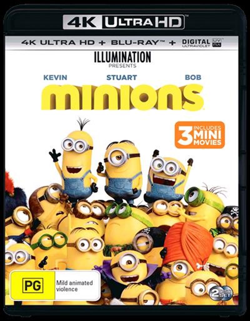 Minions | UHD