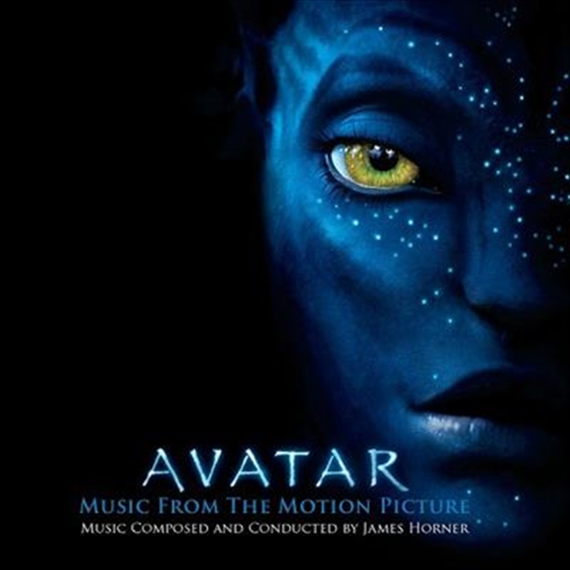 Avatar: Limited Blue Coloured | Vinyl