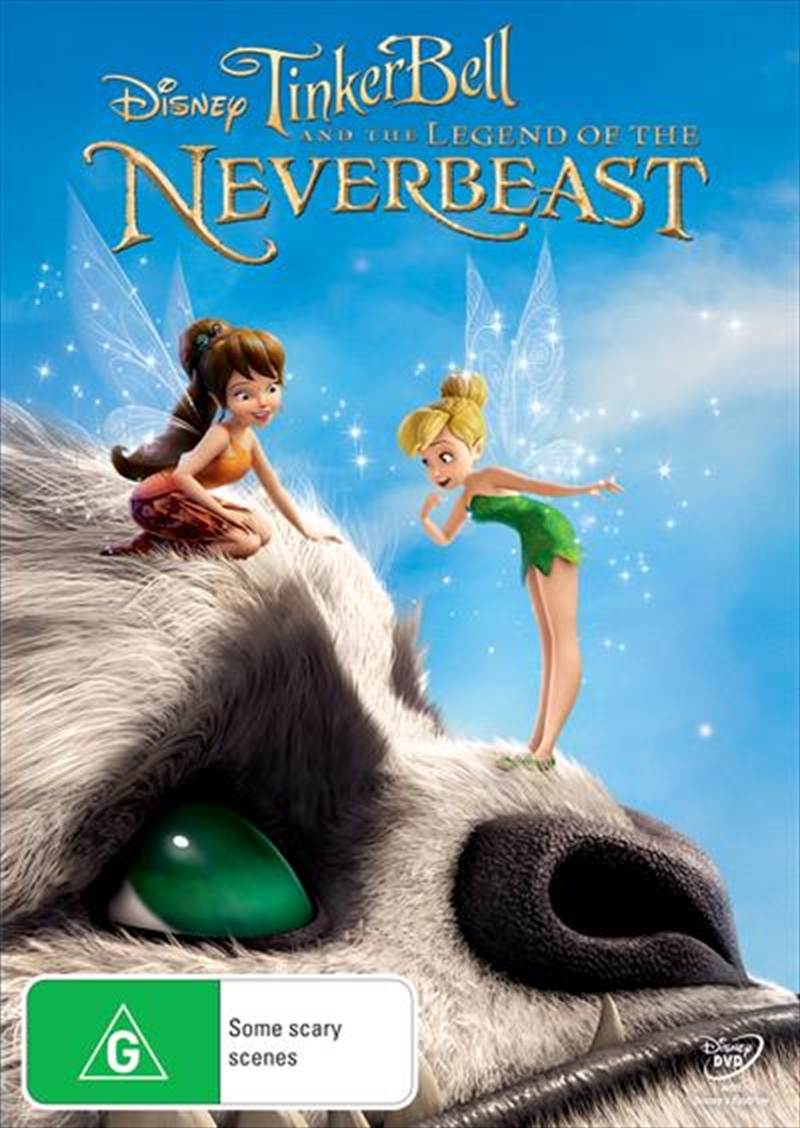 Tinker Bell: Legend Of The NeverBeast | DVD