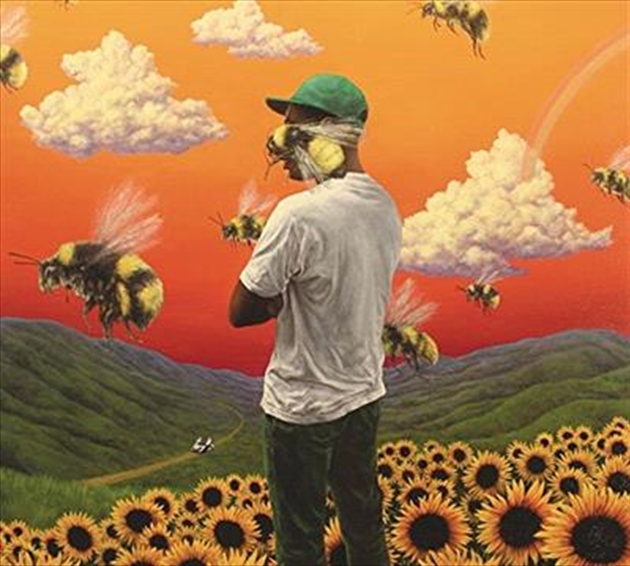 Flower Boy: Bee Cover | CD