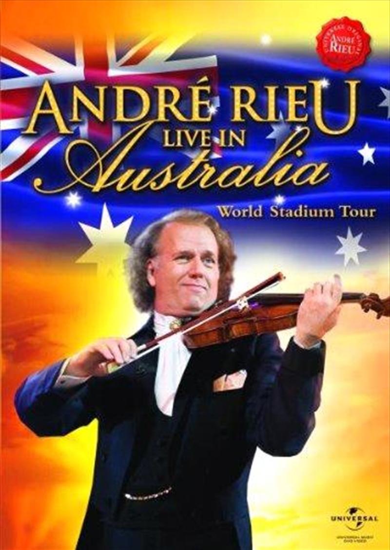 Live In Australia | DVD