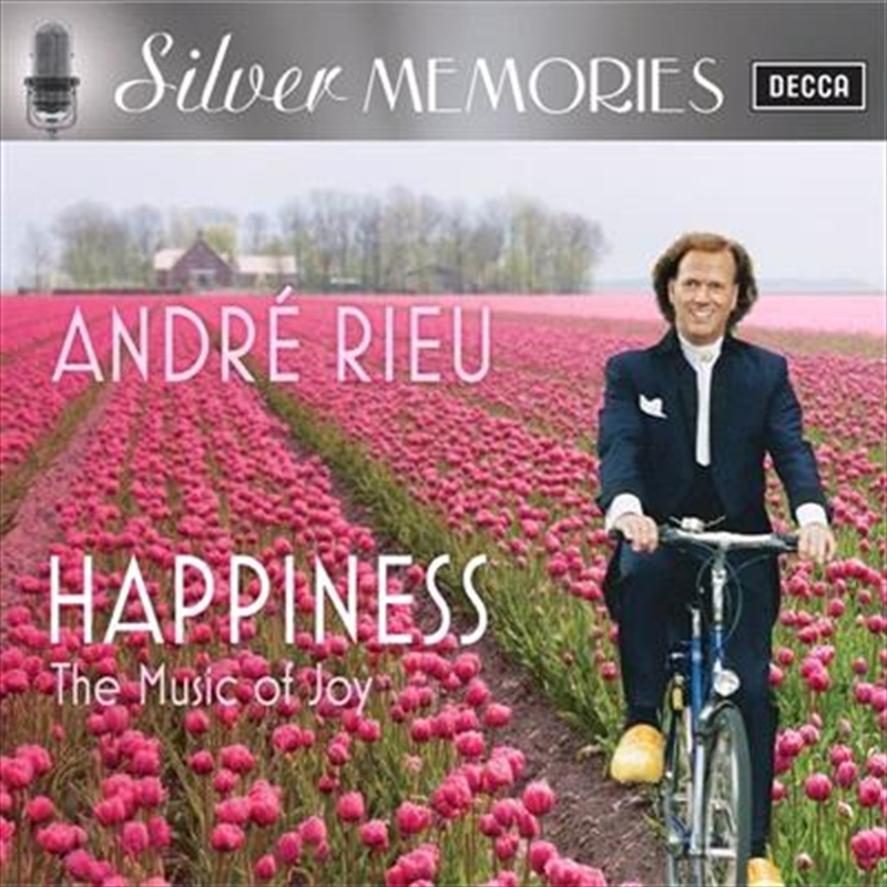 Silver Memories- Happiness With Andre Rieu | CD