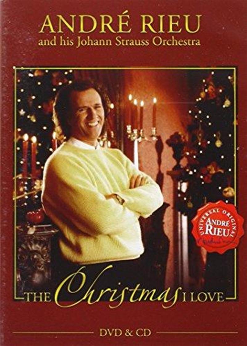 Christmas I Love | DVD