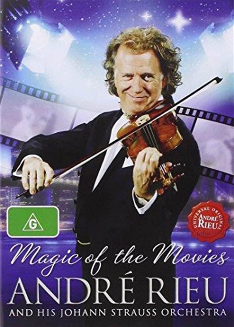 Magic Of The Movies | DVD