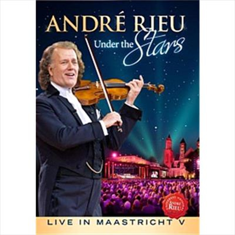 Under The Stars - Live In Maastricht V | DVD