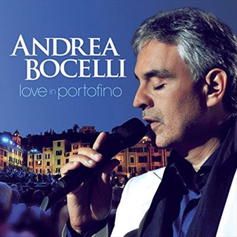 Love In Portofino | CD/DVD