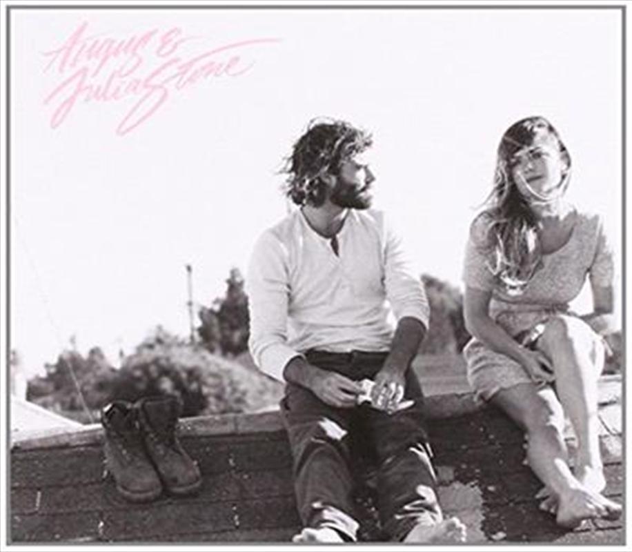 Angus and Julia | CD