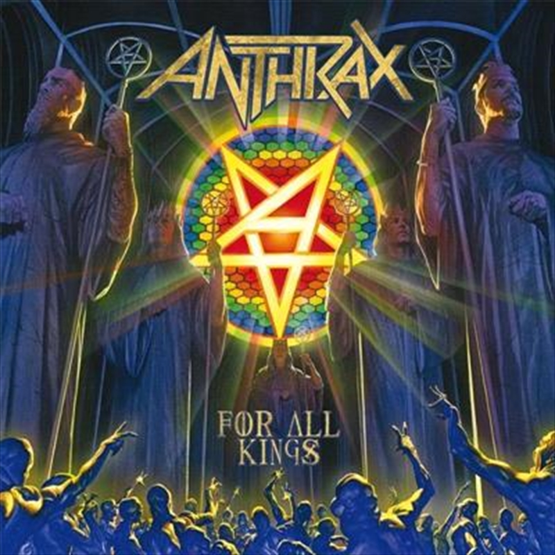 Anthrax - For All Kings - Standard Edition | CD