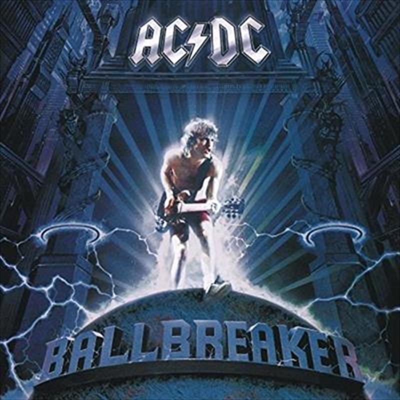 Ballbreaker   Vinyl