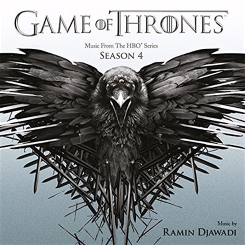 Game Of Thrones; S4 | Vinyl