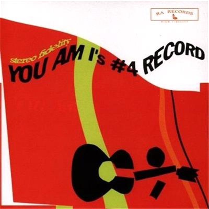 You Am Is #4 Record: Gold Seri | CD