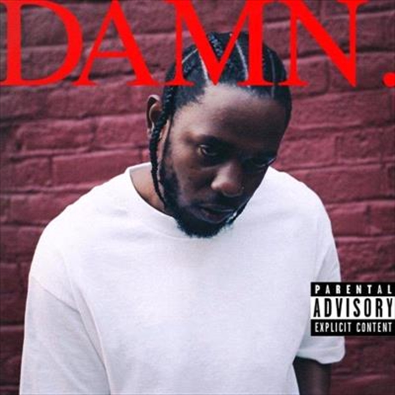 DAMN. | CD