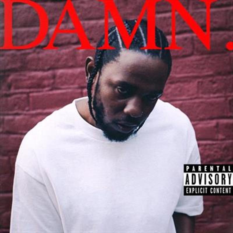 Damn | Vinyl