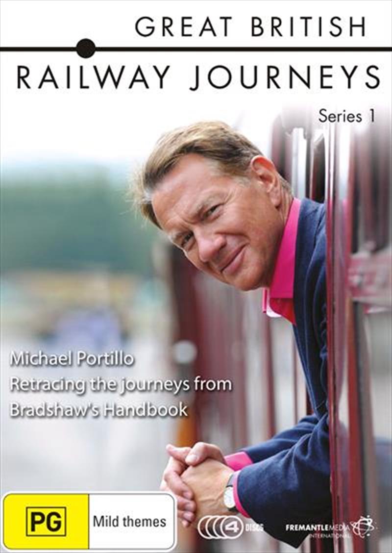Great British Railway Journeys - Series 1 | DVD