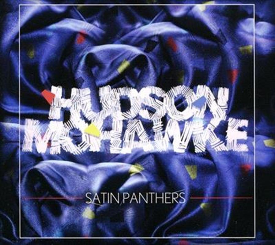 Satin Panthers   CD