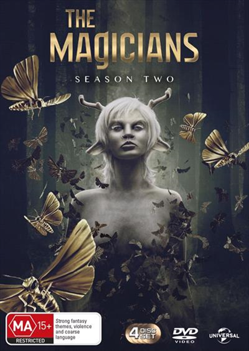 Magicians - Season 2, The | DVD
