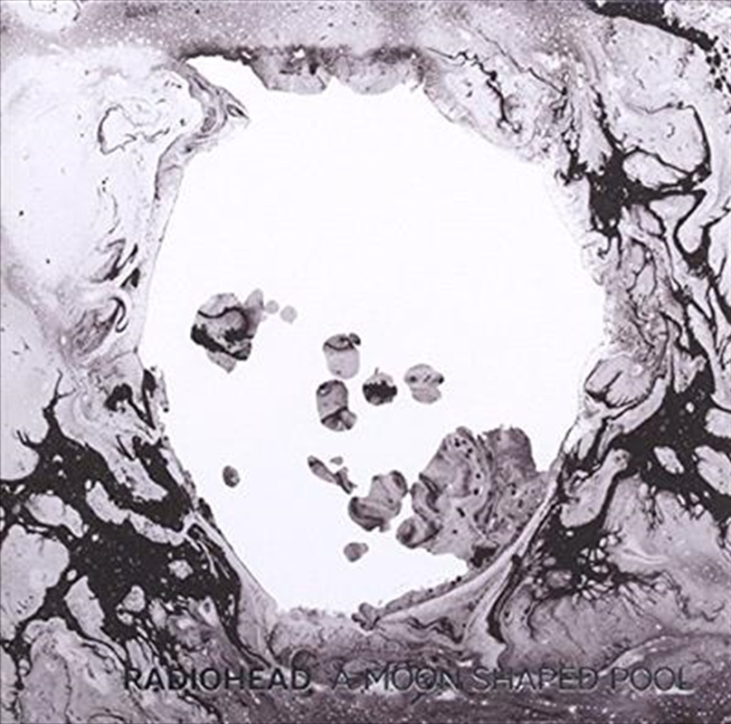 A Moon Shaped Pool | CD