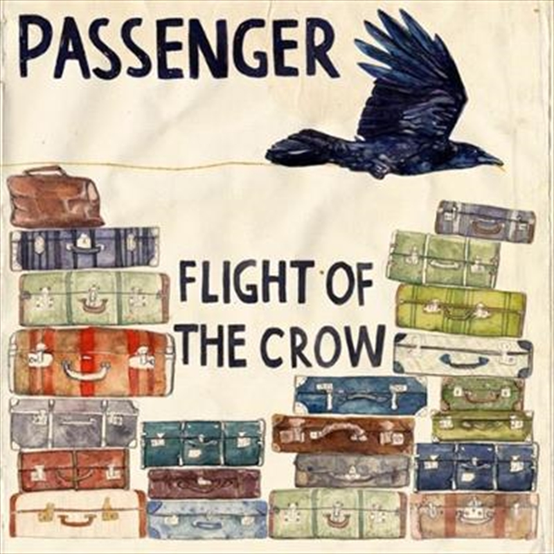 Flight Of The Crow | CD