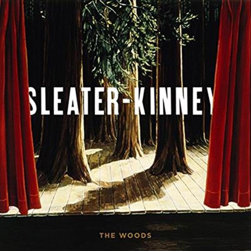 Woods | CD