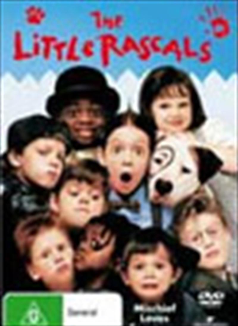 Little Rascals | DVD