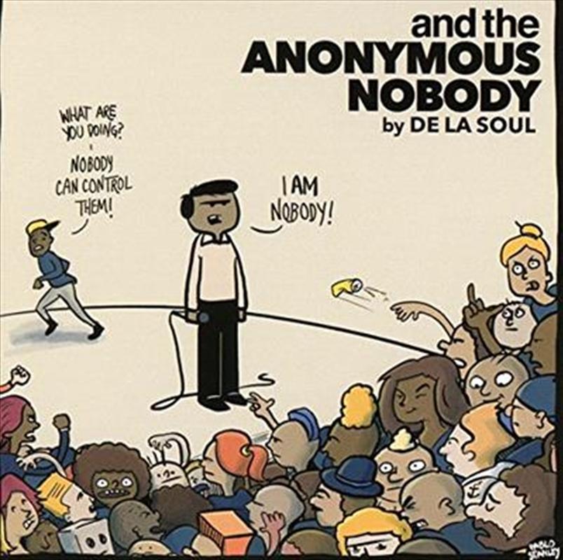 De La Soul - And The Anonymous Nobody | CD