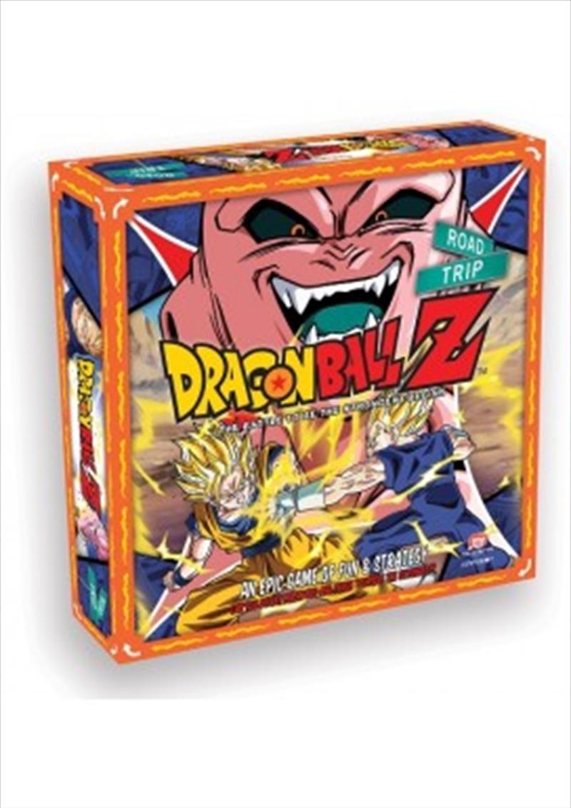 Dragon Ball Z Road Trip Board Game | Merchandise