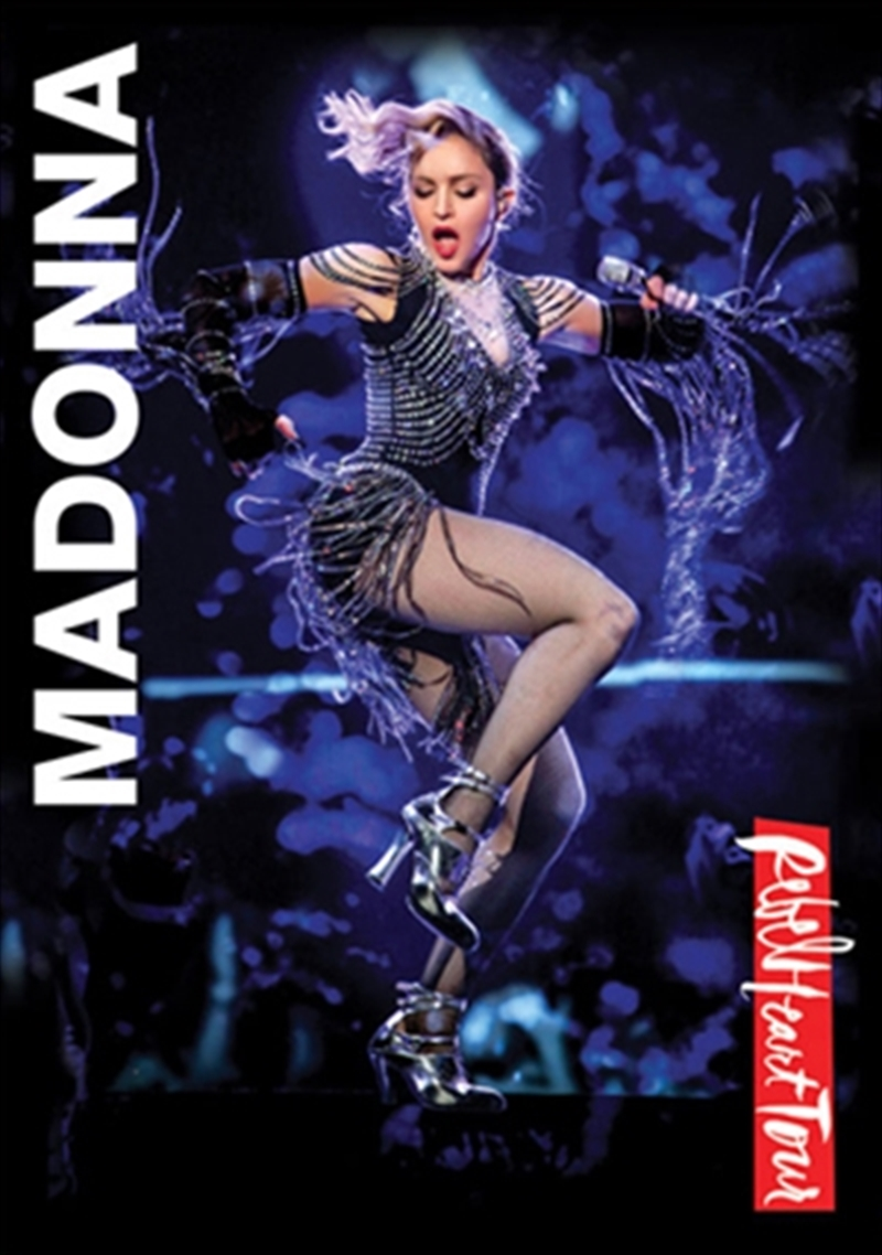 Rebel Heart Tour | DVD