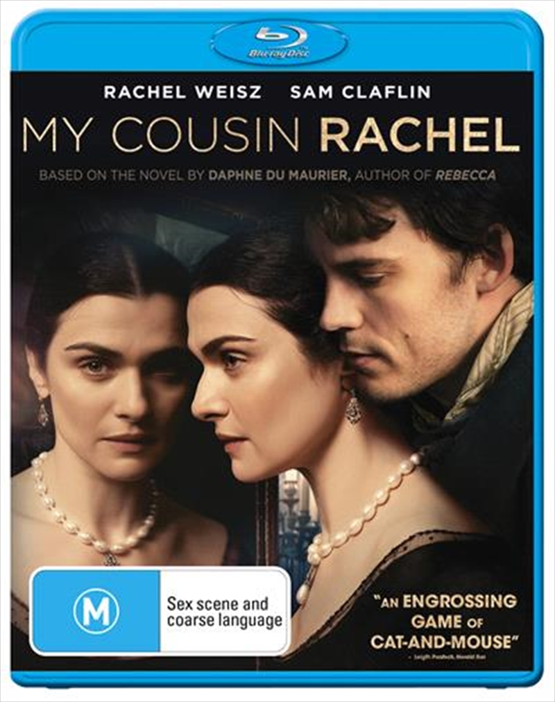 My Cousin Rachel | Blu-ray