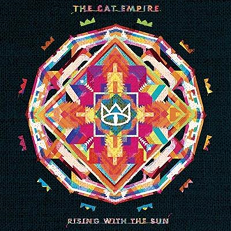 Rising With The Sun   CD