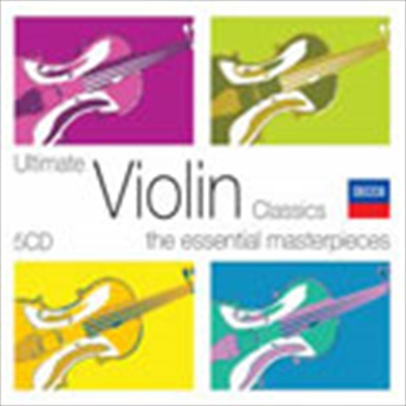 Ultimate Violin Classics | CD