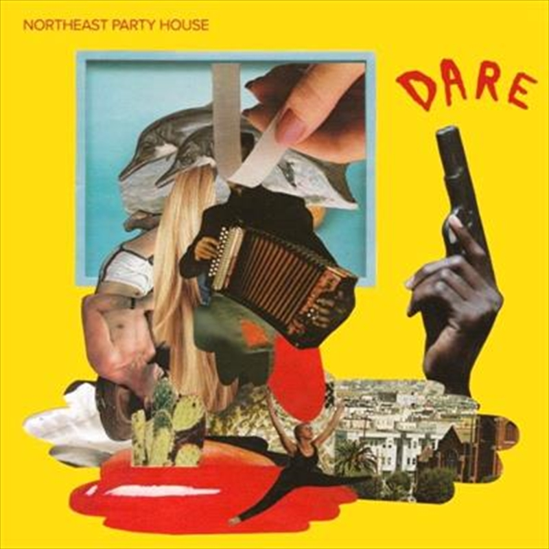 Dare | CD