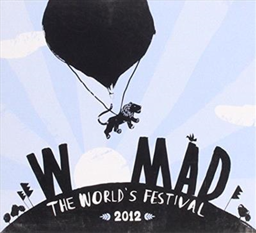 Womad- The World's Festival 2012 | CD