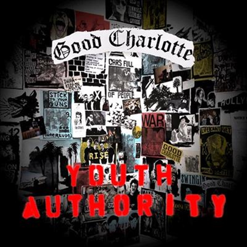 Youth Authority (Australian Edition) | CD