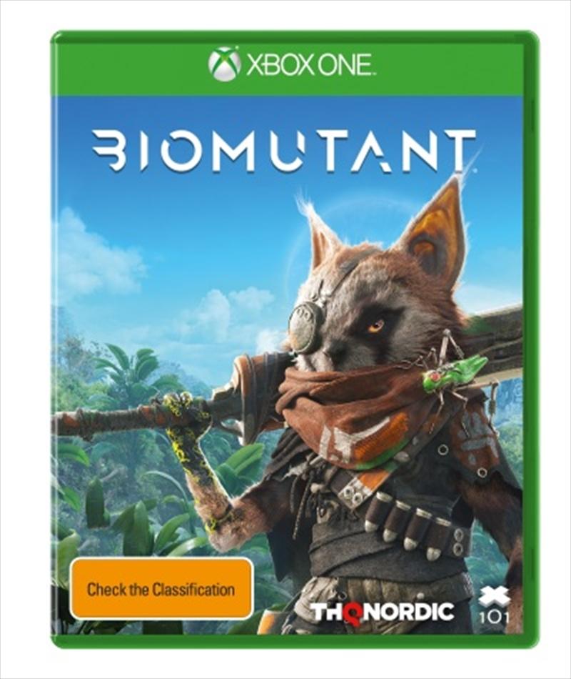 Biomutant | XBox One
